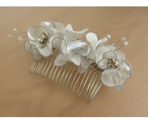 Winter Hair Comb